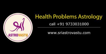 health problem astrologier