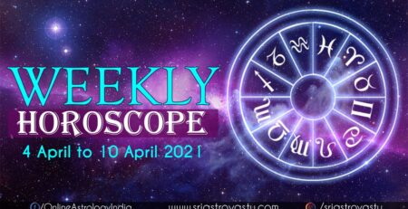 weekly horoscope for april
