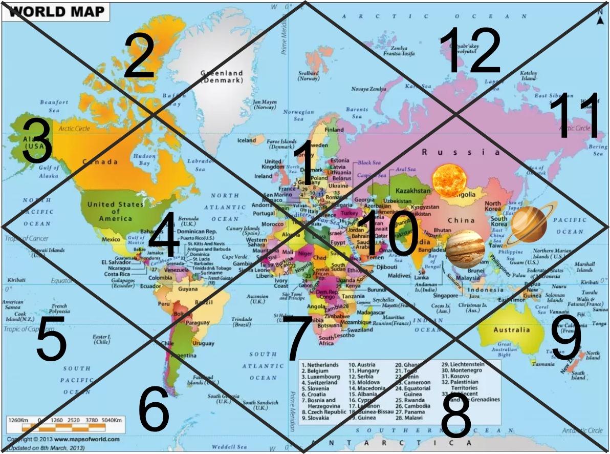 covid-19 astrological chart