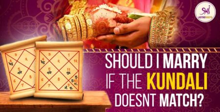 Marry if Kundli doesn't match