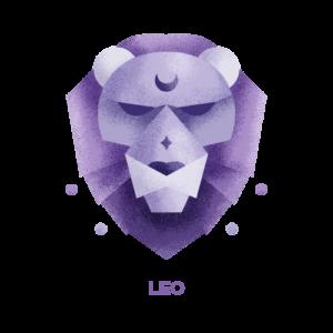LEO zodiac png free