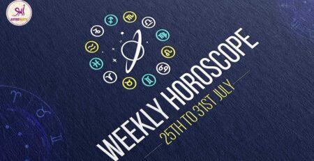 weekly horoscope july 2021
