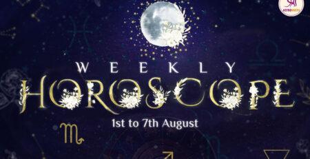 weekly horoscope august 1