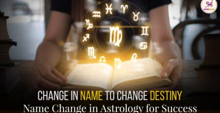 change in name astrology